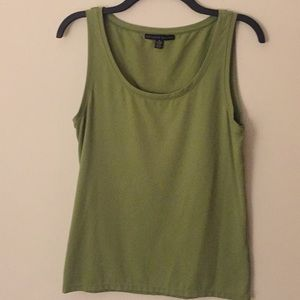 👚Antonio Melani Green Tank Top - Size Medium